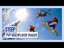 STEEP - PvP Multiplayer Trailer