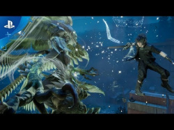Final Fantasy XV x Final Fantasy XIV – Collaboration Launch Trailer | PS4