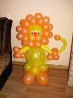 игрушки из шаров