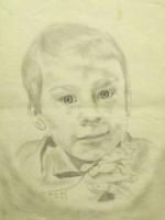 Автопортрет (-40 лет)
