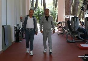 Медведев и Путин 1