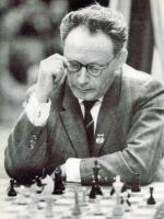 6-й чемпион мира по шахматам Михаил Моисеевич Ботвинник