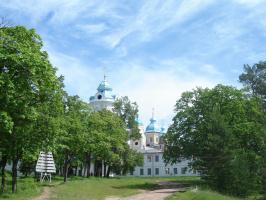 Храм Коневского монастыря