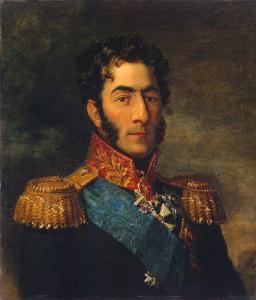Пётр Иванович Багратион.