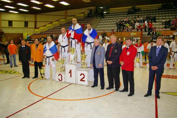 15 октября 2011 г. Егер, Венгрия VII Чемпионат Европы.