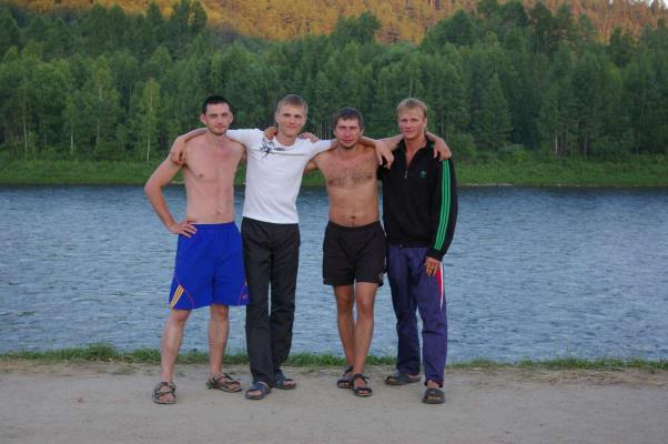 Летний спортивно-оздоровительный лагерь Сибирского Федерального Округа 4-18 июля 2010 г.