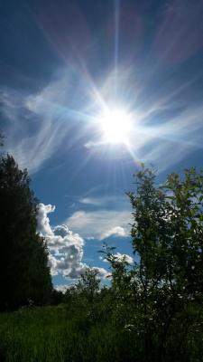 Звезда по имени Солнце.