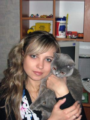 Карина и Маркиза.