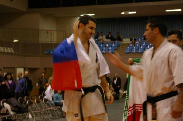 Чемпионат Мира - Япония г. Исесаки 29 - 30 ноября 2008 г.