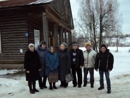 В селе Кандаурово