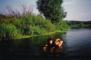 Друг познается в воде